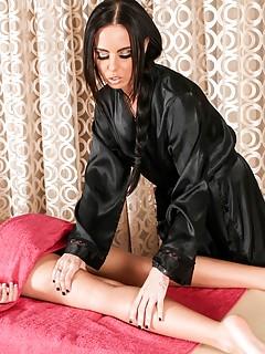 Lesbian Massage Pics